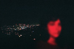 (toby.harvard) Tags: filmphotography film filmcommunity filmfeed f18 flickr 35mmfilm 35mm 35mmphotography analogue analog analogphotography analoguephotography artistsontumblr artistsonflickr ae1 canon canonae1 superia fuji 800iso iso800 losangeles night nightphotography nighttime city cityscape redlight analogue35mm analogvibes analoguevibes dof focus light lights nocturnal nightshoot la lexiealley