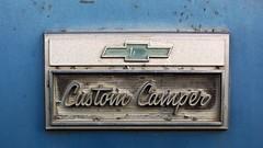 Chevrolet C20 (vwcorrado89) Tags: chevrolet c20 custom camper c 20 chevy pickup pick up truck fleetside