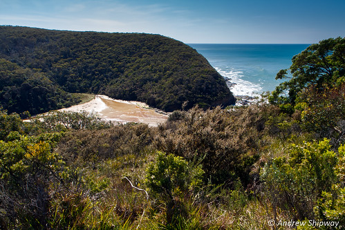 Parker Inlet, Great Ocean Walk, Victoria.
