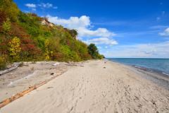 Autumn Beach (dunescape) Tags: lakeontario toronto scarboroughbluffs