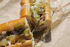 IMG_6587 (David Danzig) Tags: october 2016 woddys cheesesteaks italian sausage sandwich midtown atlanta