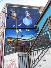 "Valparaiso: le Petit Prince <a style=""margin-left:10px; font-size:0.8em;"" href=""http://www.flickr.com/photos/127723101@N04/30202484331/"" target=""_blank"">@flickr</a>"