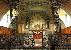 Italian Chapel - Lamb Holm Orkney (paulwhitmarshastro) Tags: italian chapel labm holm ww2 prisoners