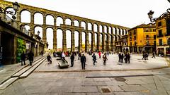 Acueducto de Segovia (Juaberna) Tags: acueducto segovia spain espaa monumentos ciudad citylandscape
