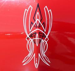 1949 ford pinstripe (bballchico) Tags: 1949 ford sedan paulpitman conniepitman goodguys carshow 40s pinstripe carart