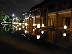 Lentera malam... (s.budi59) Tags: lampion refleksi