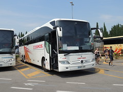 DSCN6384 CARTOUR, S.A., Madrid 618 3807 JFK (Skillsbus) Tags: buses coaches italy spain mercedes tourismo cartour cosmos