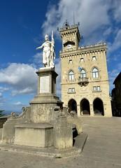 Public Palace, San Marino (Snuffy) Tags: sanmarino publicpalace palazzopubblico level1photographyforrecreation unesco worldheritagesites