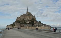 Mount Saint Michel, Normandy, France (tcd123usa) Tags: italyparislondon2016 leicadlux4 mountsaintmichel normandy france lemontsaintmichel
