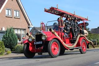 1927 Buick Type 28-24 fire truck