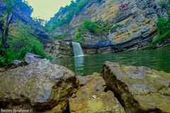 Waterfall of Mirushe (BesimIbrahimii) Tags: gopro go pro perspective waterfall water sky nature