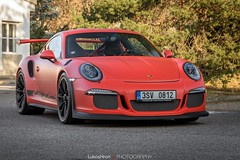 Porsche 911 (991) GT3 RS (Lukas Hron Photography) Tags: open day den otevřených dveří olympia wellness všenory lamborghini sv aventador murciélago porsch gt3 rs 991 mercedesbenz sl black series ferrari 599 gto supercars luxury amg superveloce