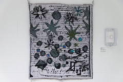 DUI_8186r (crobart) Tags: world treads festival oakville cloth fabric fibre textile art artwork