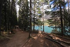 IMG_9421 (ctmarie3) Tags: banffnationalpark lakeminnewanka stewartcanyon trail