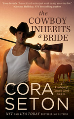 The Cowboy Inherits a Bride (CoverReveals) Tags: romance contemporary western cowboys rancher