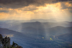 Grandfather Mountain Sunset (Ray Devlin) Tags: grandfather mountain sunset north carolina nikon d800