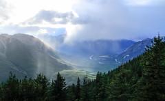 20160904-Banff&Jasper_(Uwais_Razack)-8093 (uwaisrazack) Tags: 2016 alberta banff banffgondola banffnationalpark cablecar canada canadianrockies sunset urp uwaisrazack uwaisrazackphotography