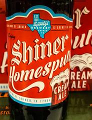 Shiner Homespun Cream Ale - Spoetzl Brewery - Shiner Texas (mbell1975) Tags: fairfax virginia unitedstates us spoetzl brewery shiner homespun cream ale shinter tx beer bier pivo l cerveza birra cerveja piwo bira bire biere american