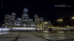 Madrid (Jean-Paul IGLESIAS) Tags: cibeles palacio