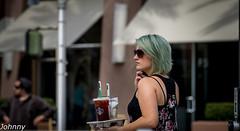 Starbucks Girl (Nikola Miljkovic) Tags: streetshoot starbucksgirls streets streetportrait streetportret streetmodels streetpictures streetlife streetphotography beautifullgirls gorgeousgirls girls portret portraiturephotography ulicniportreti