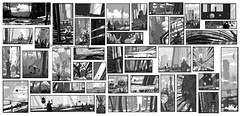 Limited value thumbnails (Zhillustrator) Tags: sketching sketch painting digitalpainting digitalart illustration zhillustrator thumbnail thumbnails sketches greyscale