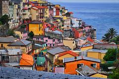 Manarola,Cinque Terre, Liguria,Italy (dorosario-photos) Tags: traveltravelpics liguria cliffside colourfulhouses cinqueterre manarola europe unescosite nationalpark italy travelphotography italian tourists fishingtown medievaltown