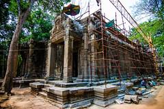 Restoration (Arbron) Tags: cambodia taprohm asia2015 rajavihara siemreap temple   krongsiemreap kh