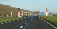 N305 Zeewolde-5 (European Roads) Tags: n302 n305 zeewolde harderwijk flevoland 2x2 autoweg nl netherlands