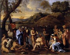 John the Baptist prepares the way for Jesus (Matthew 3:1 - 3:12) (bibleblender) Tags: abraham baptism deadseascrolls desertofjudea elijah jesus johnthebaptist jordanriver matthewbookof pharisees repentance sadducees