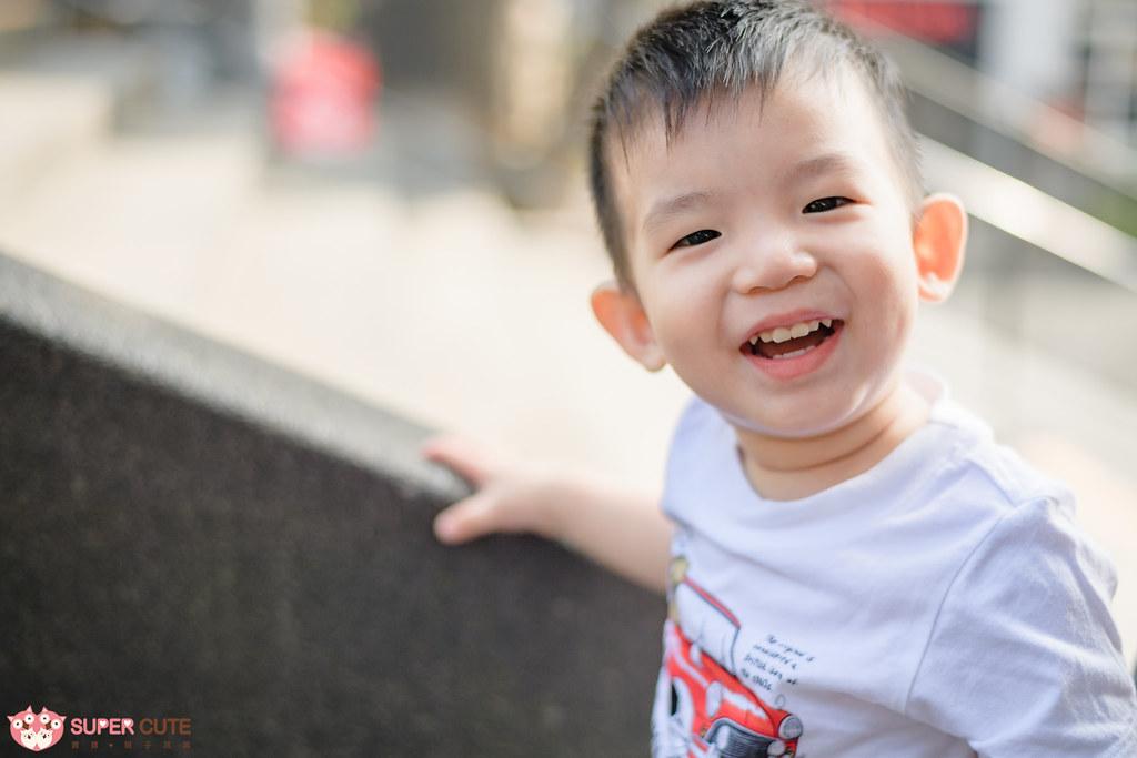 華山藝文中心寶寶寫真
