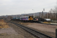 Northern 153317 (Tom Cousins Photography) Tags: northern arrivarailnorth train metrocammell class 153 dmu mirfield westyorkshire