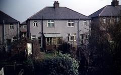 img241 (foundin_a_attic) Tags: april 1973 street houses homes fashion eveyday life england suburbs garden