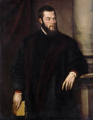 Benedetto Varchi (lluisribesmateu1969) Tags: 16thcentury portrait titian onview kunsthistorischesmuseumwien vienna