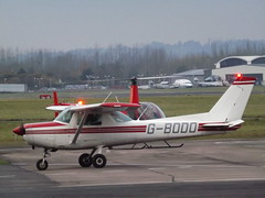 G-BODO Cessna 152 (Aircaft @ Gloucestershire Airport By James) Tags: gloucestershire airport gbodo cessna 152 egbj james lloyds