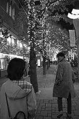 Burberry F/W (Aleksa Castell) Tags: tokyo travel japan tokio japon viaje burberry fashion snake portrait couple love tea coffee luxury classy
