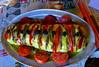 Braç de patata farcit d'escalivada i alioli. (Angela Llop) Tags: spain catalonia penedes cuinacatalana torrellesdefoix