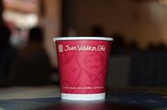 Café Juan Valdez, Cartagena de Indias, Colòmbia. (heraldeixample) Tags: coffee café colombia cartagena heraldeixample