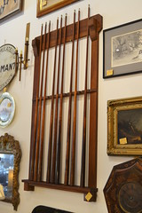 "Pool Cue Rack • <a style=""font-size:0.8em;"" href=""http://www.flickr.com/photos/51721355@N02/20313095193/"" target=""_blank"">View on Flickr</a>"