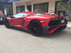 Lamborghini Aventador LP750-4 Superveloce (Celian JC) Tags: martin ferrari monaco mc mclaren porsche rolls lamborghini royce aston gallardo stradale supercars f12 v12 vanquish quattroporte 650s worldcars superveloce aventador granturosmo