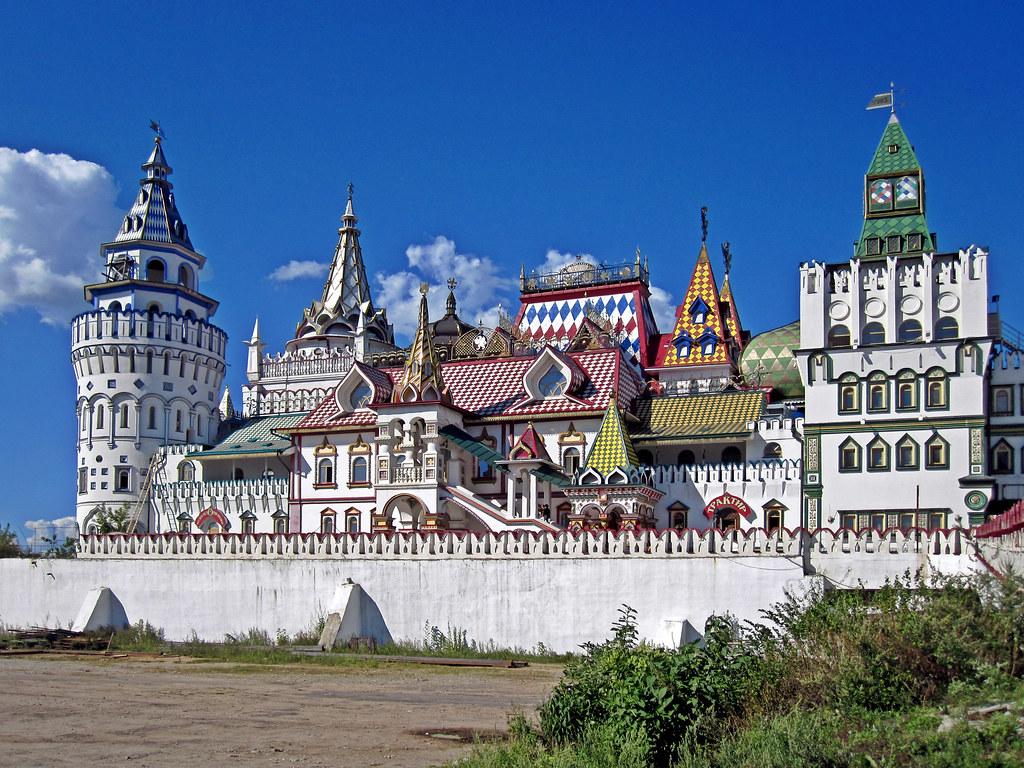 фото: Измайловский кремль / Izmailovo Kremlin