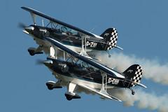 Wildcats Pitts S-2B G-III EGXG 150926 (Glenn Beasley) Tags: giii wildcats pitts s2b 150926 egxg