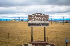 Welcome to Laramie, WY!