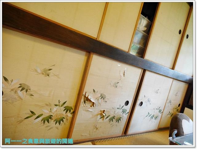 宜蘭羅東美食老懂文化館日式校長宿舍老屋餐廳聚餐下午茶image011
