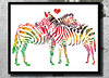 Zebras Watercolor Print Archival Fine Art Print Children room decor Watercolor painting Art Home decor African Animal Watercolor Zebras love (bogiartprint) Tags: watercolor painting zebra africanart animalillustration animalpainting artwatercolor nurseryart zebrapainting animalwatercolor zebraposter arthomedecor zebraillustration zebrawatercolor artampcollectibles