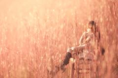 Golden hour (のの♪) Tags: sunset 秋 dd 夕日 dollfiedream