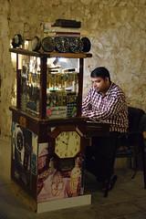 Fixing watches (MJJunkie) Tags: indian watch middleeast souk amateur doha qatar