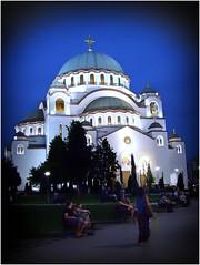 TEMPLO DE SAN SAVA (BELGRADO) (Sigurd66) Tags: europa europe serbia balkans belgrade beograd templo sava belgrado balcanes saintsava hramsvetogsave sansava churchofsaintsava  o templosansava