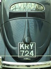 Volkswagen Beetle Type 1, 1953 (failing_angel) Tags: london volkswagen thirdreich type1 volkswagenbeetle ferdinandporsche 250115 volkswagenbeetletype1 germanymemoriesofanationexihibition