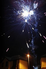Kaboom (Marcus T Ward) Tags: g4 fireworks firework lg rocket bonfirenight gunpowder november5th pyrotechnics novemberfifth fifthnovember lgg4
