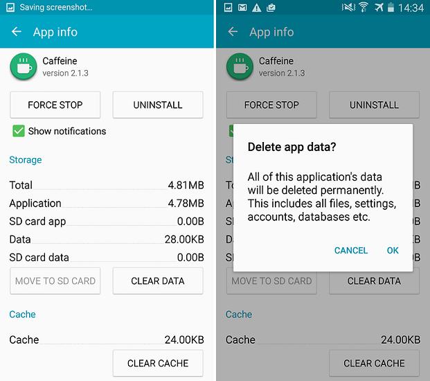 """ដំណោះស្រាយបញ្ហាគាំងកម្មវិធី """"App Crashed"""" សម្រាប់ស្មាតហ្វូន Android (Unfortunately app has stoped)"""